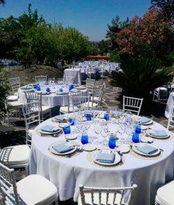 aluguer para casamentos e banquetes