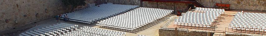 aluguer cadeiras e mesas para casamentos festas congressos