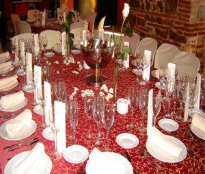 mesas de aluguel