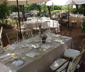 Catálogo de cadeiras e mesas para alugar